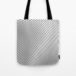 Abstract Minimal Design With Motion And Movement Tote Bag