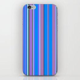 Stripes-009 iPhone Skin
