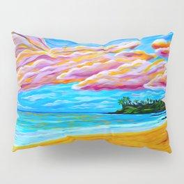 Pāʻia Bay Sunrise Pillow Sham