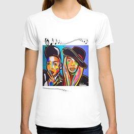 SOUL SISTAS T-shirt