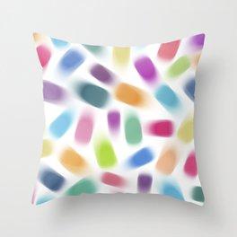 Chayabrito #2 (W-BG) Throw Pillow