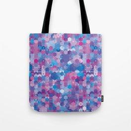 Hexa-Sub-Sky Tote Bag