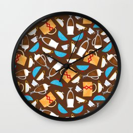 Cup of coffe? Wall Clock