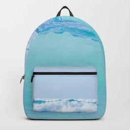 Kapukaulua Pure Blue Surf Backpack