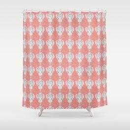 Gnom Shower Curtain