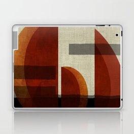 """""""Abstract Ships at Sunset"""" Laptop & iPad Skin"""