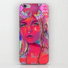 In The Night. iPhone & iPod Skin