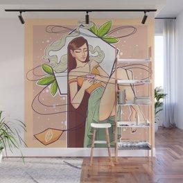 Chamomille Tea Wall Mural