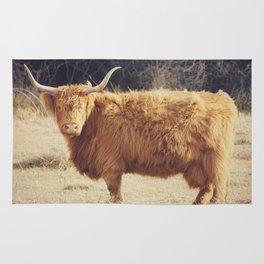 Scottish Highland Rug