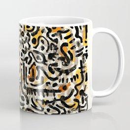 Pattern Number 4 Coffee Mug