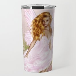Pink Opal Travel Mug