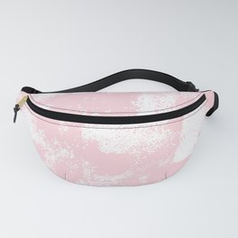 80's Pink Paint Fanny Pack