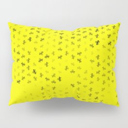 capricorn zodiac sign pattern yb Pillow Sham
