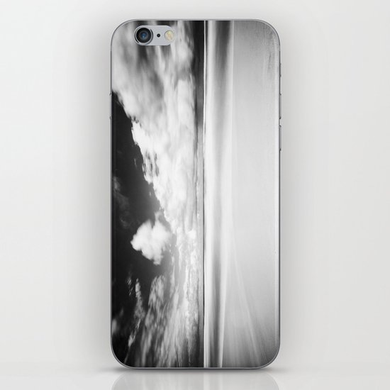 Long Exposure Seascape iPhone & iPod Skin