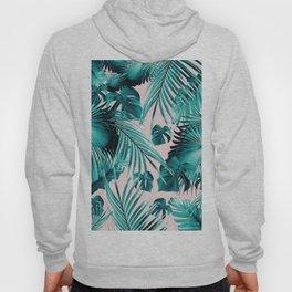 Tropical Jungle Leaves Dream #4 #tropical #decor #art #society6 Hoody