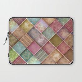 Diamond Shape Christmas Pattern 2 Laptop Sleeve