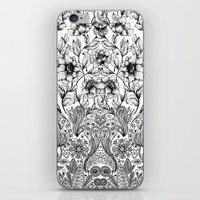 folk iPhone & iPod Skins featuring folk by gtrapp