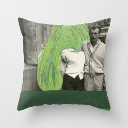 My Lovely Lava Throw Pillow