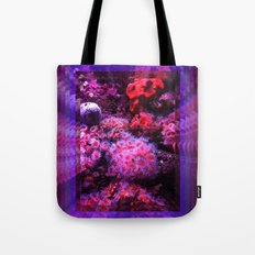8Ft under the sea Tote Bag