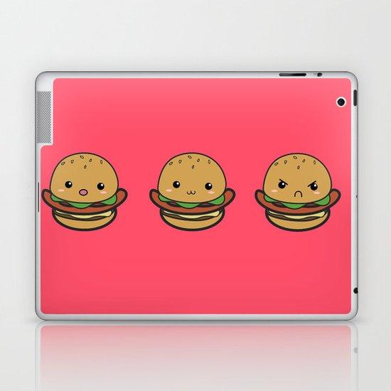 Cute Hamburguer Laptop & iPad Skin