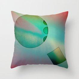 NO STUMBLE Throw Pillow