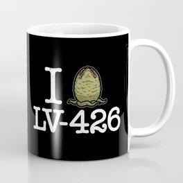 I Love LV-426 Coffee Mug