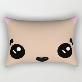 Dog 3 Rectangular Pillow