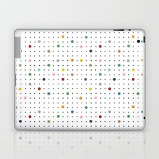 Pin Points Repeat Laptop & iPad Skin