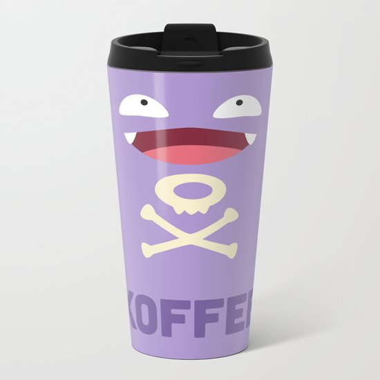 Koffee Metal Travel Mug