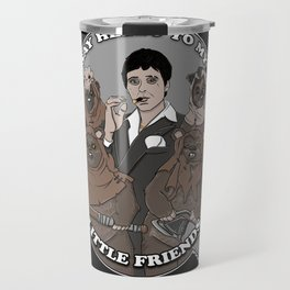 Scarface and his little Friends Travel Mug