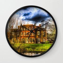 Langtons House Hornchurch Essex Wall Clock