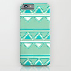 Green and Blue Slim Case iPhone 6s
