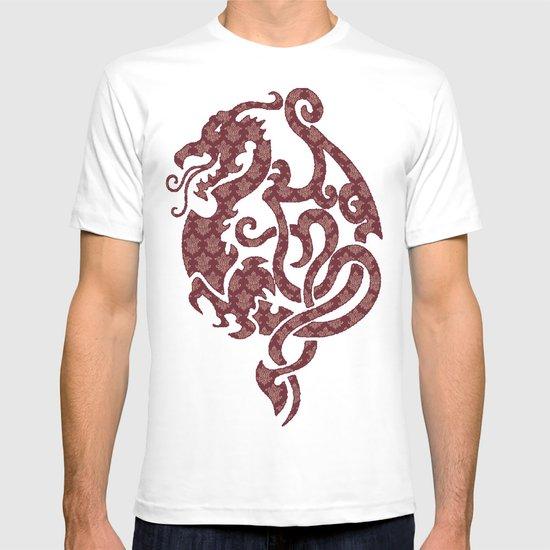 Modern Damask 2 T-shirt