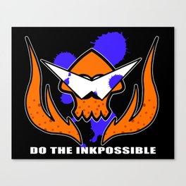 Do the Inkpossible Canvas Print