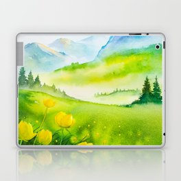 Spring scenery #5 Laptop & iPad Skin
