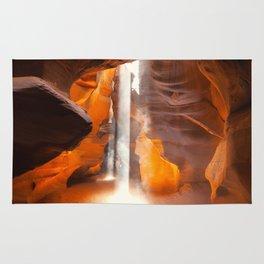 Antelope Canyon Beams Rug