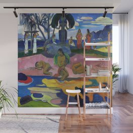 Paul Gauguin Day of the God Wall Mural