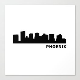 Phoenix, Arizona Canvas Print