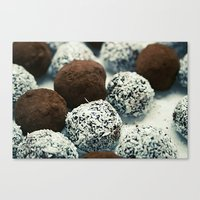cookies Canvas Prints featuring cookies by techjulie