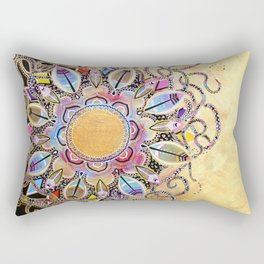 Colors of the wind Rectangular Pillow