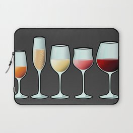 All the wine Laptop Sleeve