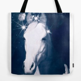 Stars of Blue Tote Bag