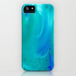 Lost Swril iPhone Case