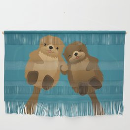 I Wanna Hold Your Hand Wall Hanging
