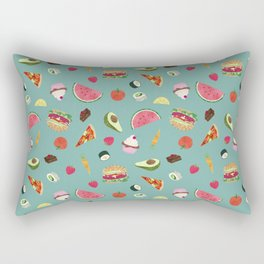 Yummy! Rectangular Pillow