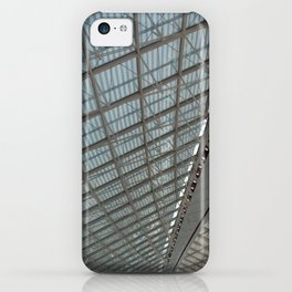 Charles De Gaulle Airport iPhone Case
