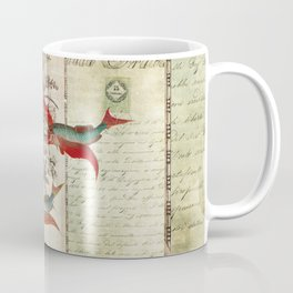 Fish of a Feather Coffee Mug