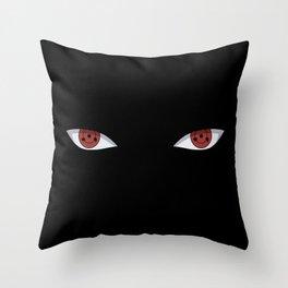 Sharingan Throw Pillow