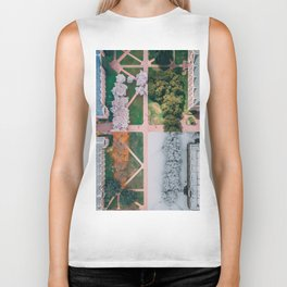 UW Cherry Blossoms: 4 Seasons Biker Tank