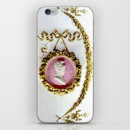 The Exquisite Option iPhone Skin